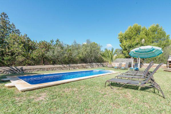 Villa Ganxo 3 in Cala Murada für 6