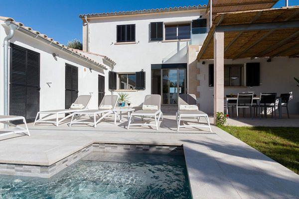 Villa Holland in Puerto Pollensa für 7