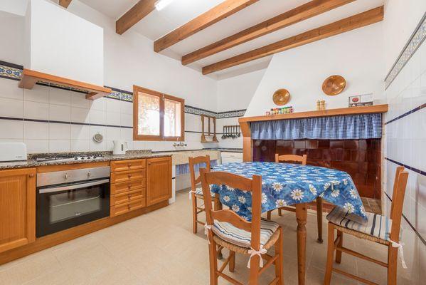 Casa Can Miguel in Felanitx für 10