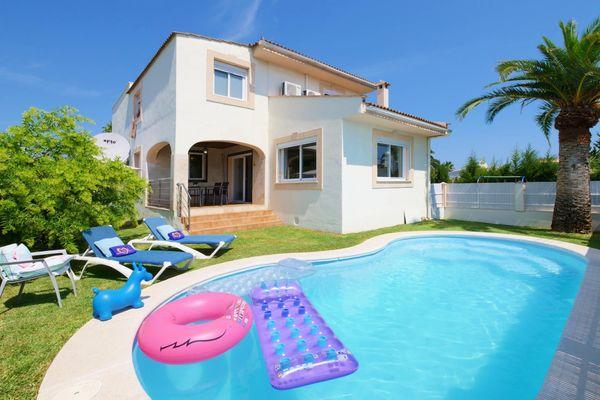 Villa Linares in Alcudia für 8