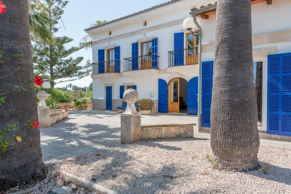 Villa Can Galiana in Porto Cristo für 10