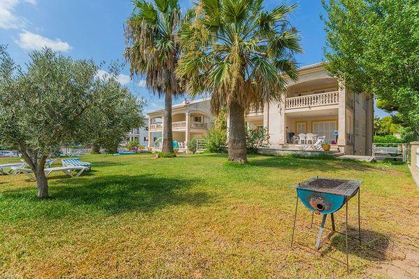 Apartamento Sun of the Bay 2-1 in Alcudia für 6