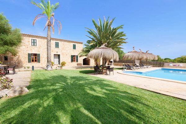 Casa Corso in S'Horta für 6