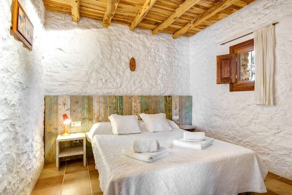 Casa Piedra in Es Cap de Barberia für 7