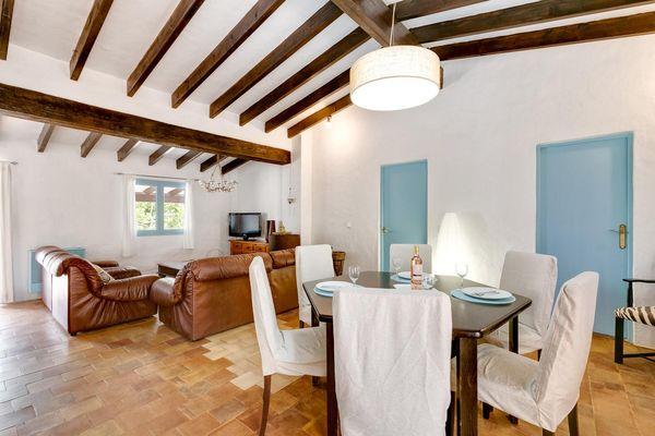 Apartamento Ponent in Es Calo für 4
