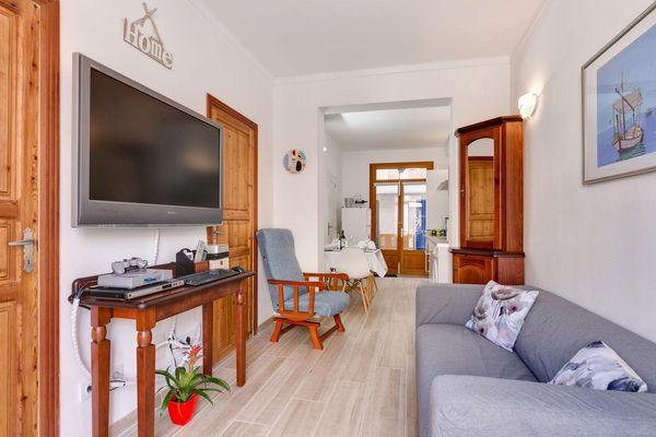 Casa Cala Petita in Porto Cristo für 4