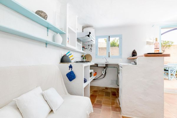 Apartment Xaloc in Es Calo für 3