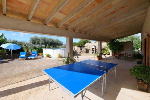 Casa Son Rossinyol in Llubi für 4