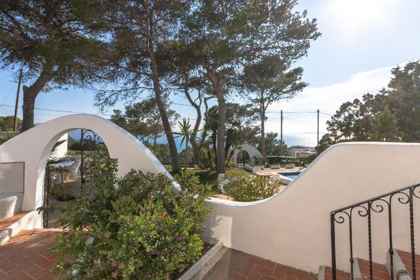 Casa Esquitx in Sant Antoni de Portmany für 7