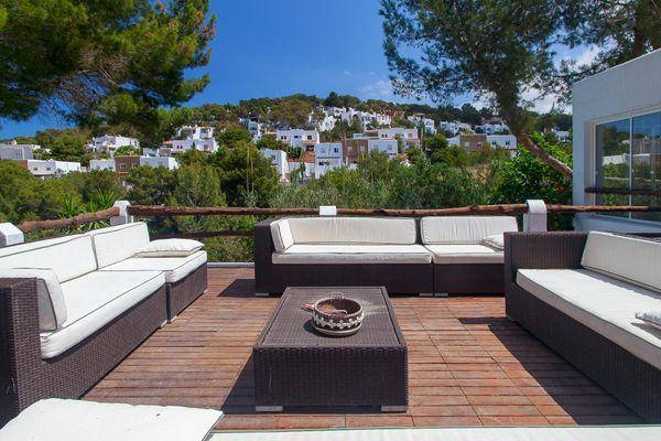 Haveli House in Sant Josep de Sa Talaia für 8