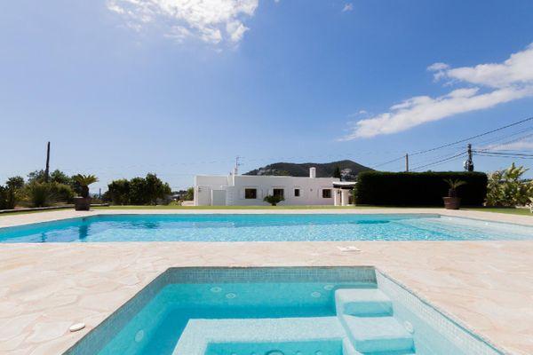 Casa Pere Blai in Santa Eulalia für 8
