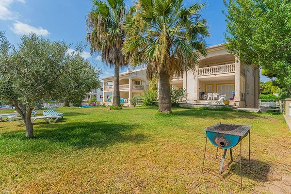 Apartamento Sun of the Bay 3-1 in Alcudia für 6
