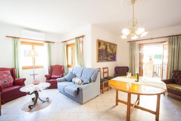 Casa Can Duran in Colonia de Sant Pere für 6