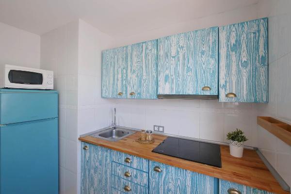 Apartamento Posidonia in Portocolom für 4