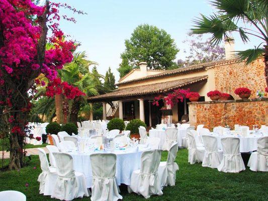 Villa Santa Lucia in Binissalem für 10