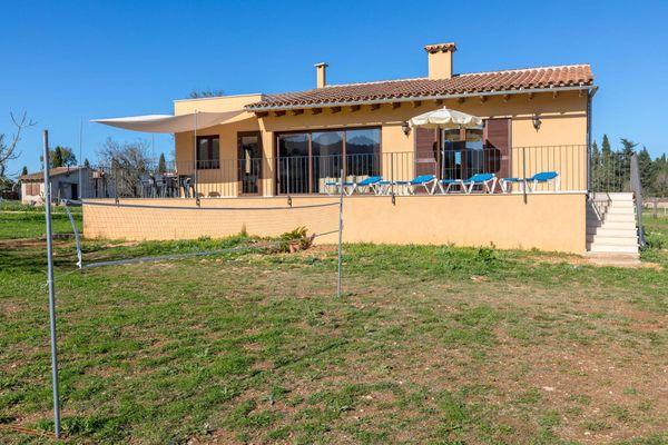 Casa Es Clonanell in Capdepera für 6