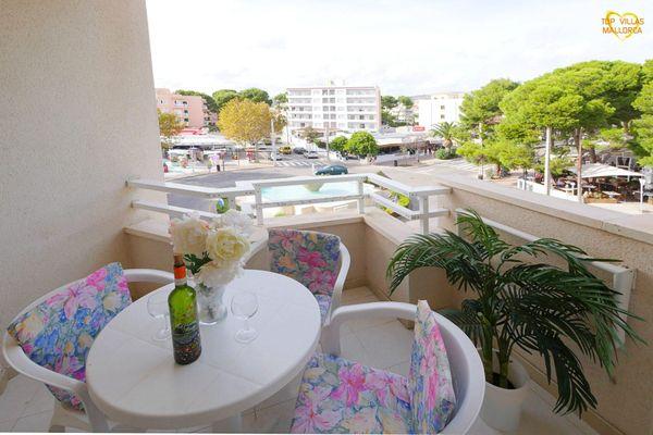 Apartamento Grillo in Cala Ratjada für 4