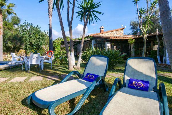Finca Ranchon Grande in Puerto Pollensa für 6