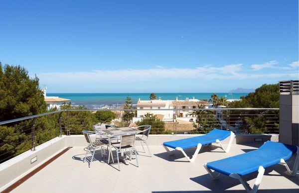 Chalet Albufera in Playa de Muro für 6