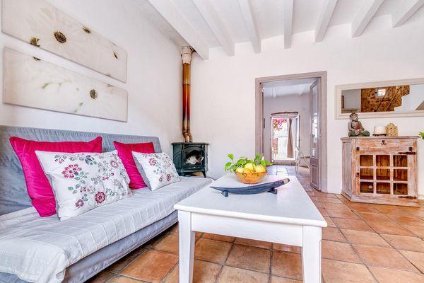 Casa La Revolta in Santa Maria del cami für 4