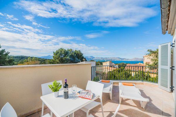 Villa Cathy in Alcudia für 8