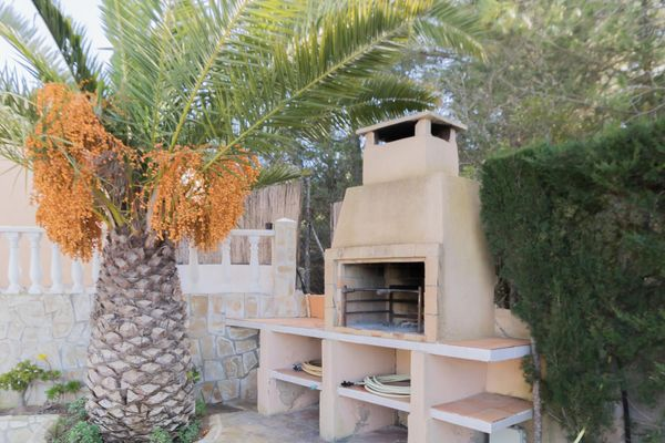 Villa Can Cortes in Sant Josep de Sa Talaia für 8