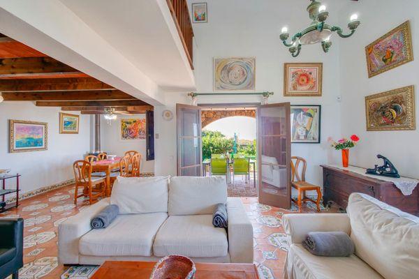 Casa Punta Llarga in Capdepera für 6