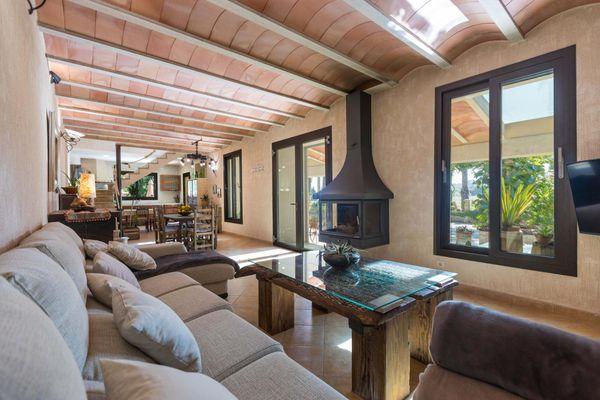 Casa Frontera in Selva für 6