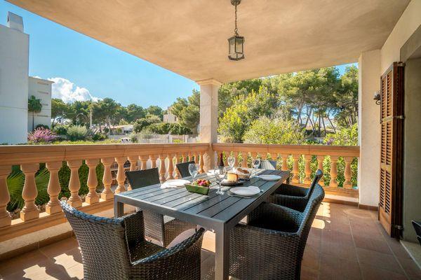Casa Joana Maria in Cala Ratjada für 8