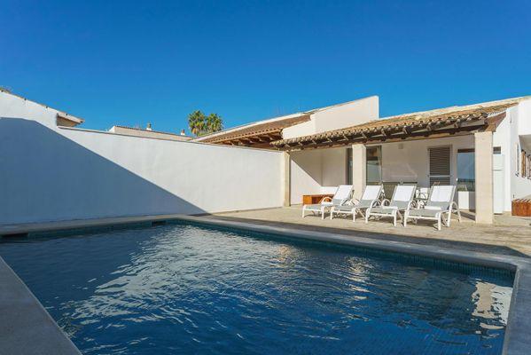 Casa Rufo in Alcudia für 6