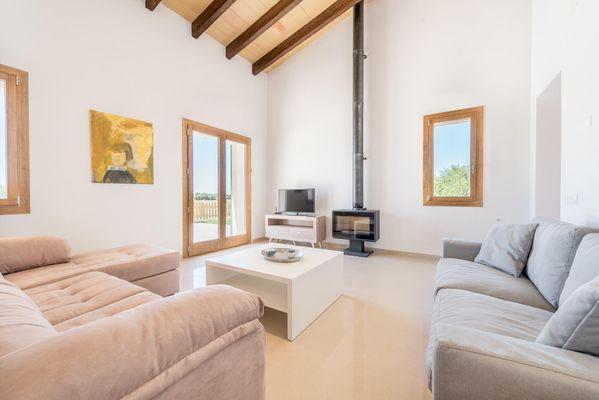 Villa Sa Vinya in Felanitx für 6