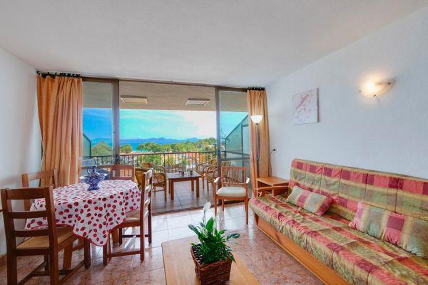 Apartamento Concha del lago 308 in Alcudia für 4