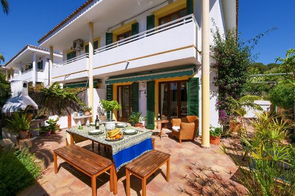 Casa Ginebró in Font de sa Cala für 4