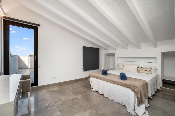 Villa Can Llorenç in Porto Cristo für 8