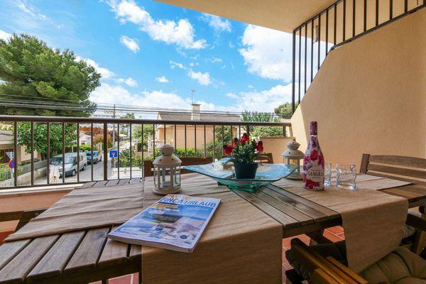 Apartamento Tropical in Alcudia für 6