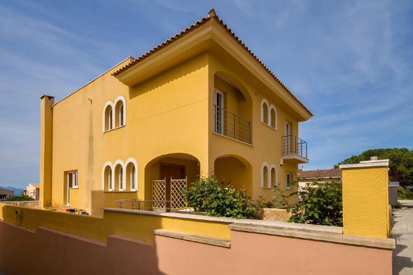 Casa Can Pacheco in Colonia de Sant Pere für 6