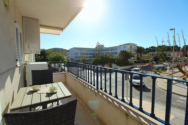 Apartamento Gala in Cala Ratjada für 2