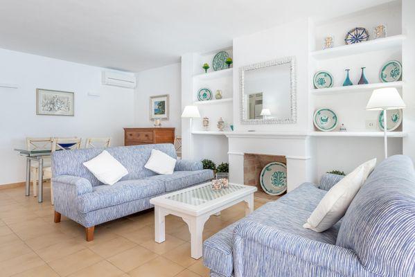 Apartamento Pins i Mar in Portocolom für 6