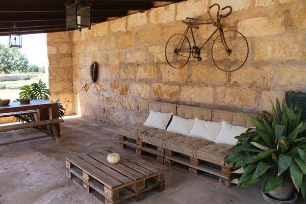 Apartamento Ponent in Llucmajor für 8