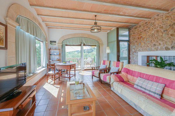 Apartamento Sara in Selva für 4