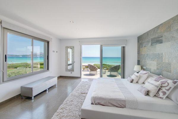 Casa Vista Mar in Playa de Muro für 6