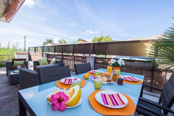 Casa Esperanza in Puerto Alcudia für 5