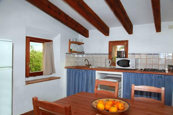 Apartamento Es Taronger in Llucmajor für 4