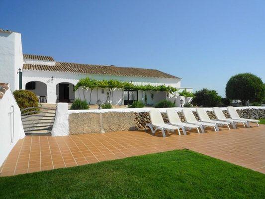 Finca El Cortijo in Menorca für 8