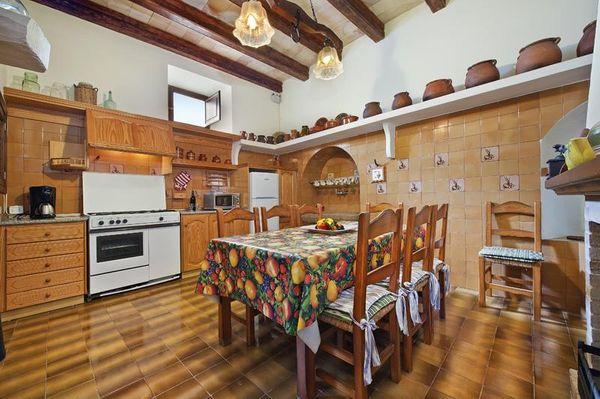 Apartamento Can Salas 8 in Pollenca für 8