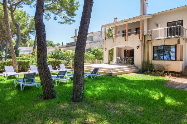 Casa Voramar in Alcudia für 8