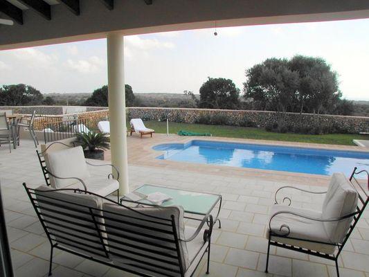 Villa Palo in Mahón für 6
