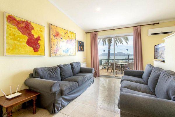 Apartamento Daniela in Puerto Pollensa für 6