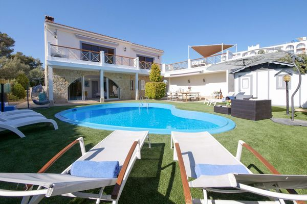 Villa Tres Palmeras in Felanitx für 8