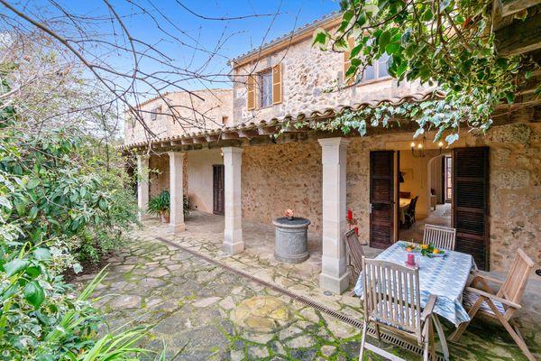 Casa Rustic in Sineu für 6 - 8
